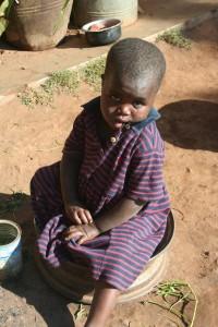 Malawian Child